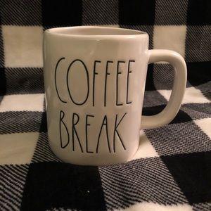 Other - Rae Dunn COFFEE BREAK Mug